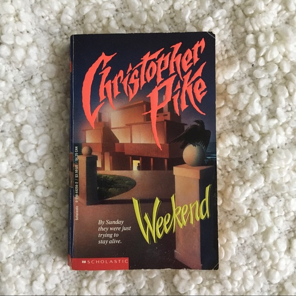 Christopher Pike Weekend book
